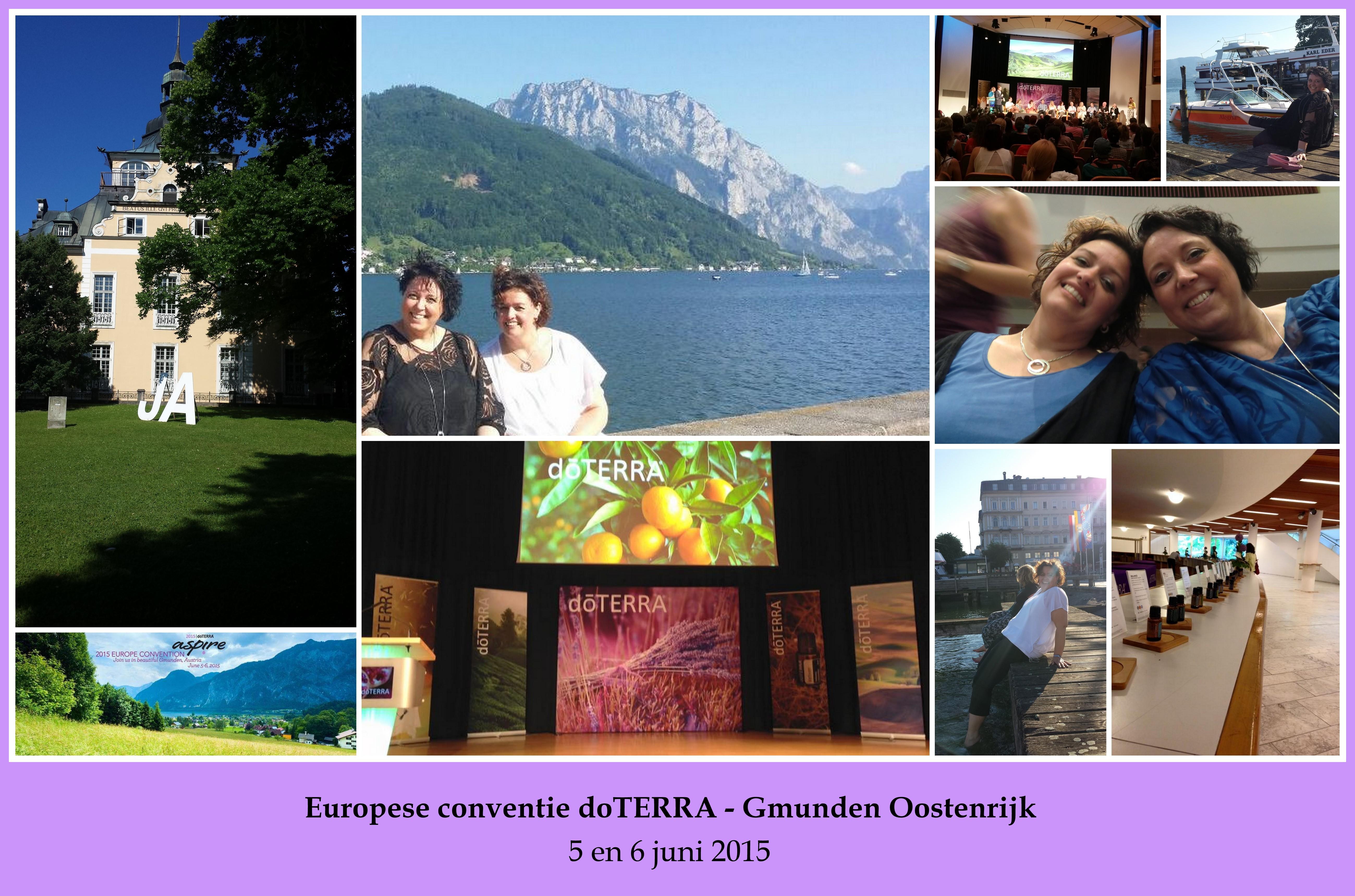 Collage Gmunden