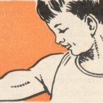 overbelaste spieren